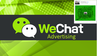 Promote and advertise your products and services on wechat