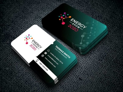Provide Professional Business Or Visiting Card Design Services
