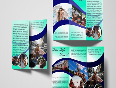 Design awesome, eye catching and attractive Brochure