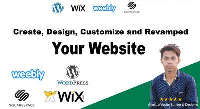 Build Website Or Make Changes In Your Website