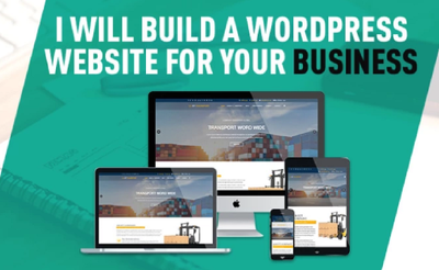 Make a fully customized Wordpress Website