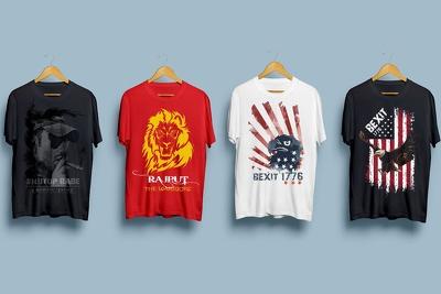 Design you an amazing t-shirt