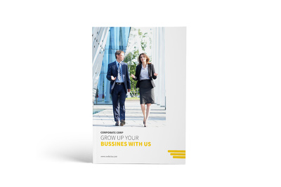 Design a 10 pages stand out brochure / catalog