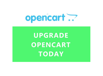 Upgrade Your Opencart Store In 24 Hours