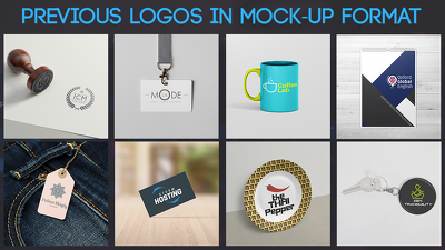 Design a stunniing logo with unlimited revisions