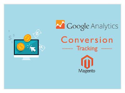 magento Google Analytics Conversion Tracking setup
