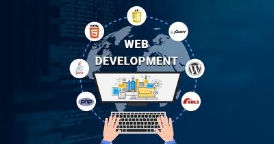 Design & develop bespoke,responsive, optimised WordPress Websit