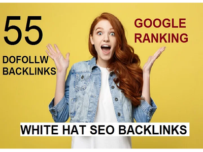 Create 55 Dofollow Backlinks For SEO Link Building