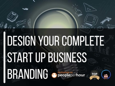 Design your complete start-up business branding