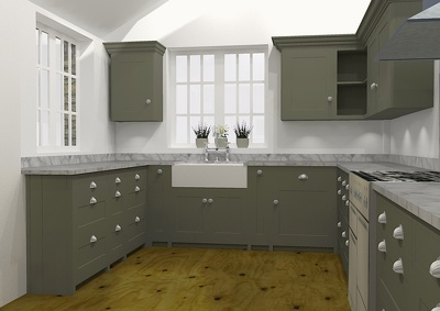 Design your new dream kitchen for you & your family