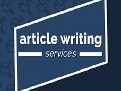 Write a compelling article or blog post for you