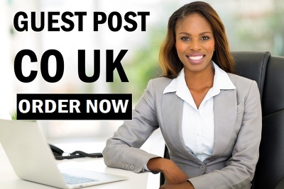 Write and Guest Post on 10 High Quality CO.UK Dofollow Blog