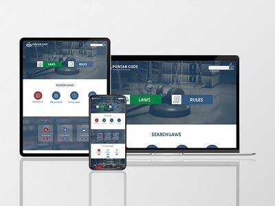 Create your website in responsive design