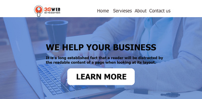 Creat html website