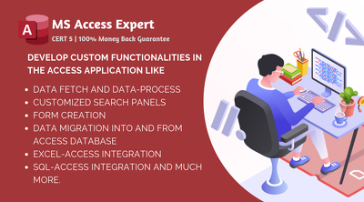 Develop Custom Functionality in MS Access