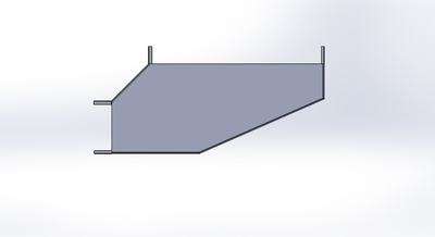 Draw a part in Solidworks & AutoCAD