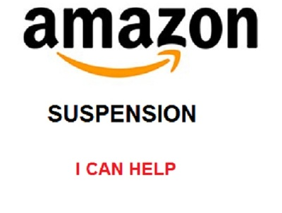 Help you to appeal your amazon account suspension