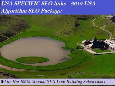 SEO Link Building - 2019 USA  google rank Algorithm