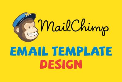 Design Responsive & Editable MailChimp Template