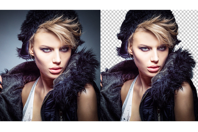 Cut out images and background Removal 20 Photos
