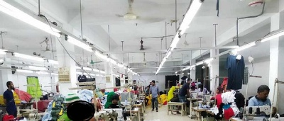 Provide Any Kinds Of Garments Manufacturing Item about 5 pieces.
