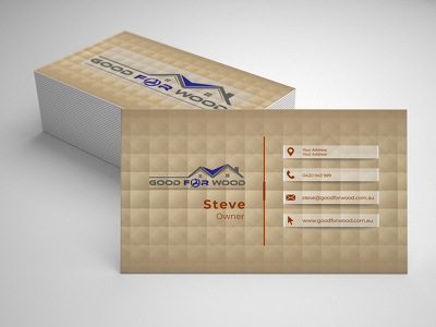 Design print ready beautiful Business Card in 4-24 hour or less.
