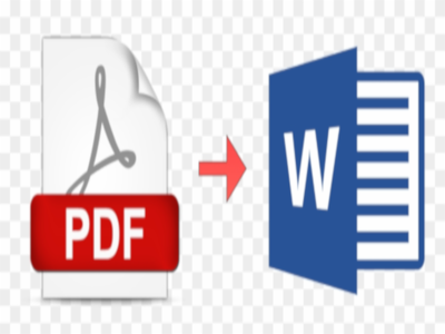 PDF to Word Conversion (10 pages in PDF max)