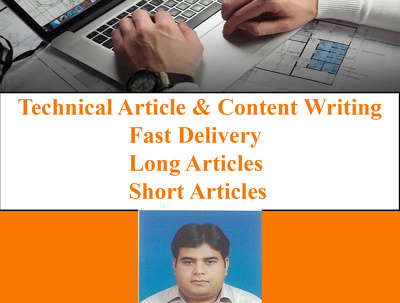 Write technical articles for IT & Technology blogs