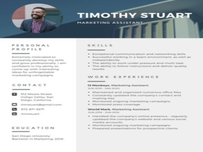 provide High Quality Ats Resume Writing, Cv, Cover Letter
