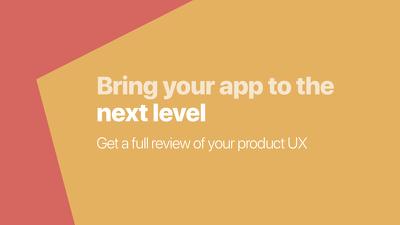 Evaluate UX/UI of your iOS app