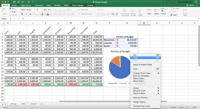 Build and analyze Excel spreadsheets.