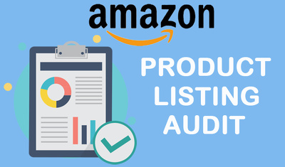 Audit Your Amazon Product Listing With Optimization Opportunitie