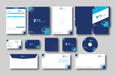 Design your corporate identity for your business
