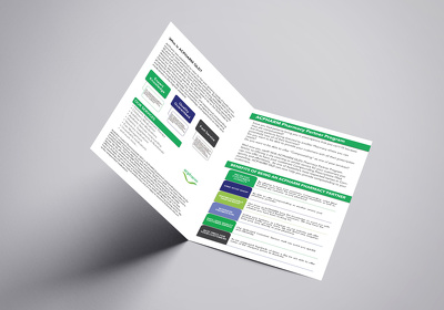 Design a Flyer leaflet or brochure Professionally and ASAP