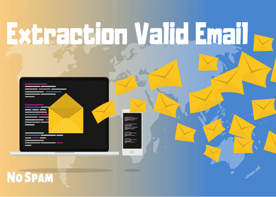 Extract 200 Emails From Any Niche You Need