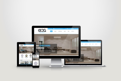 Make A Professional Responsive Website One Page