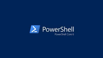 Write your Powershell script