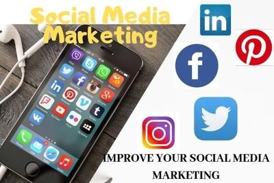 Do Social Media Marketing for your brand