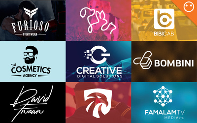 Design an outstanding logo for your business with business card