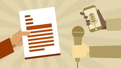Write and distribute your press release or media pitch