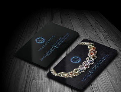 BUSINESS CARD - design and creation