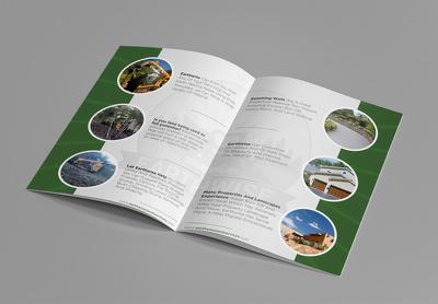 Design professional flyer