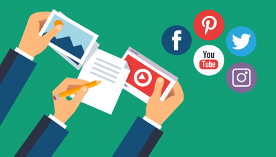 Create 10  smm posts for facebook, linkedin  and instagram