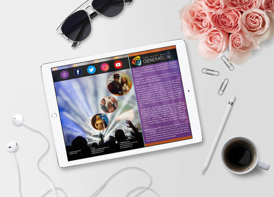 Design Creative Layout for Media Kit, Press Release, EPK