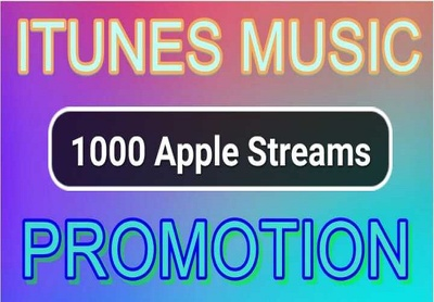 Promote your Song For top ranking on iTunes
