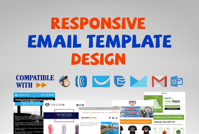 Create Unique & Custom Email Newsletter Template