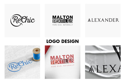Design high-quality professional logo + many extras included