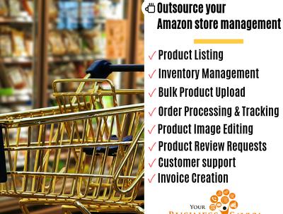 Do amazon customer support, invoice creation
