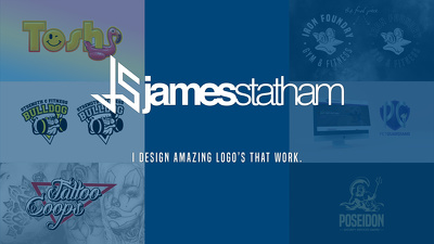 Design an OUTSTANDING logo that WORKS! (3 initial concepts)