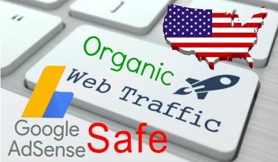USA 3 MIN VISIT TIME KEYWORD TARGETED FOR WEBSITE OR BLOG